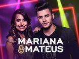 Foto de Mariana e Mateus