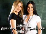 Erika e Elayne