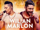 Wilian e Marlon