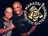 Foto de Julinho Marassi e Gutemberg
