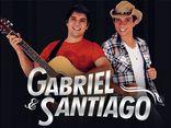 Foto de Gabriel e Santiago