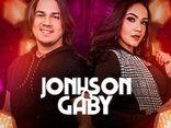 Jonhson e Gaby
