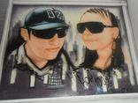 Markim Dazantigas e Mina Tay