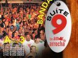 BANDA SUÍTE 9, UM AMOR DE ARROCHA