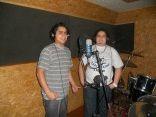 Handrey e Rafael