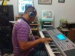 Tarso Ramos dos teclados