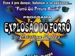 Programa EXPLOSÃO DO FORRÓ