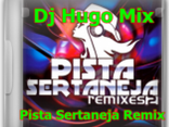 CD-Pista-Sertaneja Remix By Dj Hugo