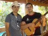 Ed carlos e Leandro