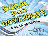 Bonde Duz Boyzynho's  CD-2012