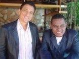 Lazaro e Eduardo