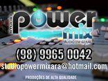 STUDIO POWER MIX AUDIO EM GERAL
