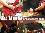 Zé Viola progressive band