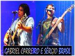 Gabriel Carreiro e Sérgio Brasil