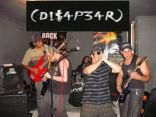 DISAPEAR  (new metal core)