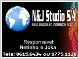 N&J Studio S/A Tels 081 - 9775.1128