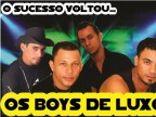Os Boys De Luxo - de Carona Para o Sucesso