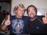 Hélio & Jr., Os Lascadões