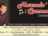 Brega, Duplo Sentido, Sátiras - Compositor Marcelo Cassoni