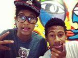 Rafa Chagas e Junior Lord