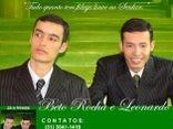 Beto Rocha e Leonardo