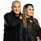 Eddy Silva e Lucinéia