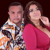 Cinthya Mello e Geyzon Barbosa