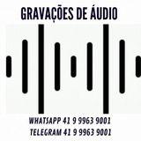 Locutor Sandro Souza