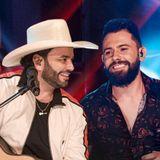 Marcelo e Ryan