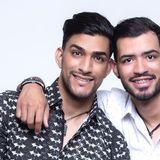 Maycon e Vinicius
