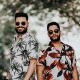 Foto de Murillo e Daniel