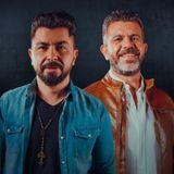 Foto de Victor Gregório e Marco Aurélio