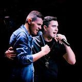 Foto de Reinaldo e Danilo
