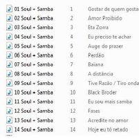 BANDA SOUL+SAMBA – Palco MP3
