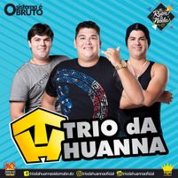 cd mp3 trio da huanna 2012