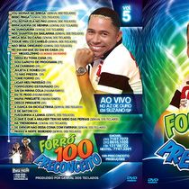 forro 100 preconceito dvd vol 4