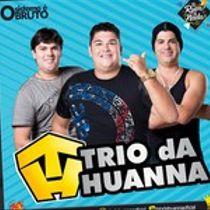 cd trio da huanna 2014 palco mp3