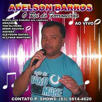 105bf6de3 ADELSON BARROS REI DO FORRONEIRÃO