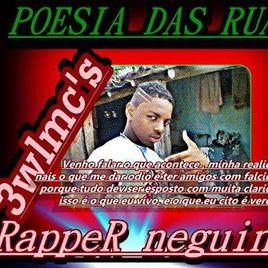 Imagem de rapper neguinho
