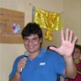 "Imagem de Sonoplasta "" Diego """