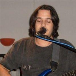 Imagem de Red Guitar