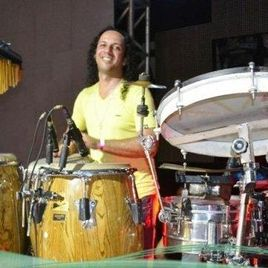 Imagem de Abobora do Brasil, Percussão