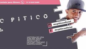 Mc Pitico Sublime Amor - MC Pitico Oficial – Palco MP3