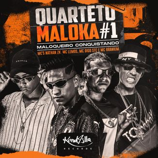 Foto da capa: Quarteto Maloka #1