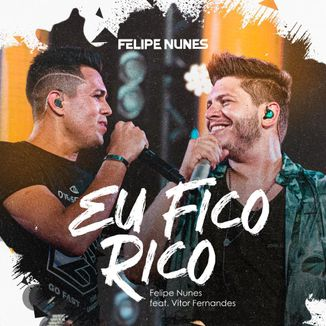 Foto da capa: Eu Fico Rico