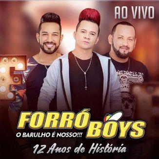 Foto da capa: 12 ANOS DE HISTÓRIA