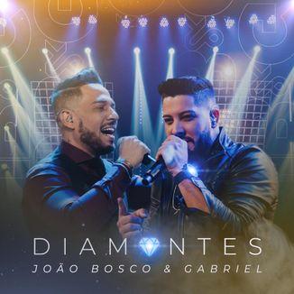 Foto da capa: DVD Diamantes - Ao vivo