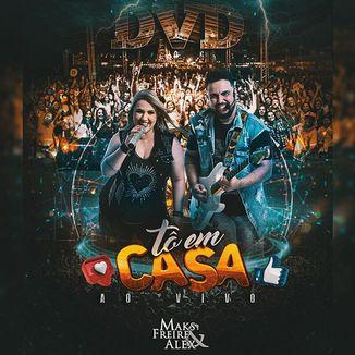 """Foto da capa: DVD """"Tô Em Casa"""" (Ao Vivo)"""