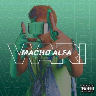 Foto da capa: Macho Alfa (Remix)