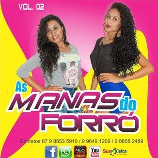 Foto da capa: As manas do forró  vol. 02